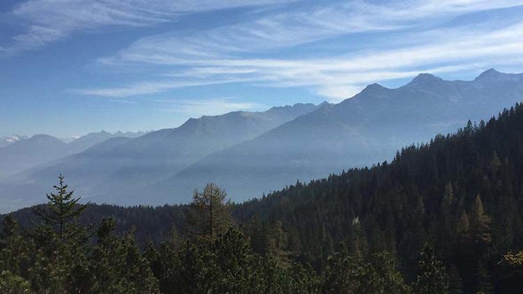 Tiroler Wettersteingebirge