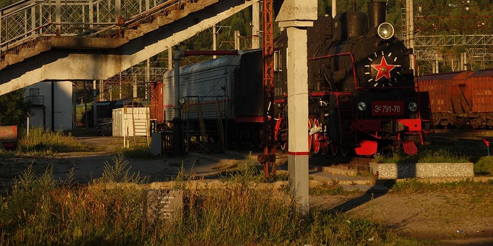 Exkursion Solovki