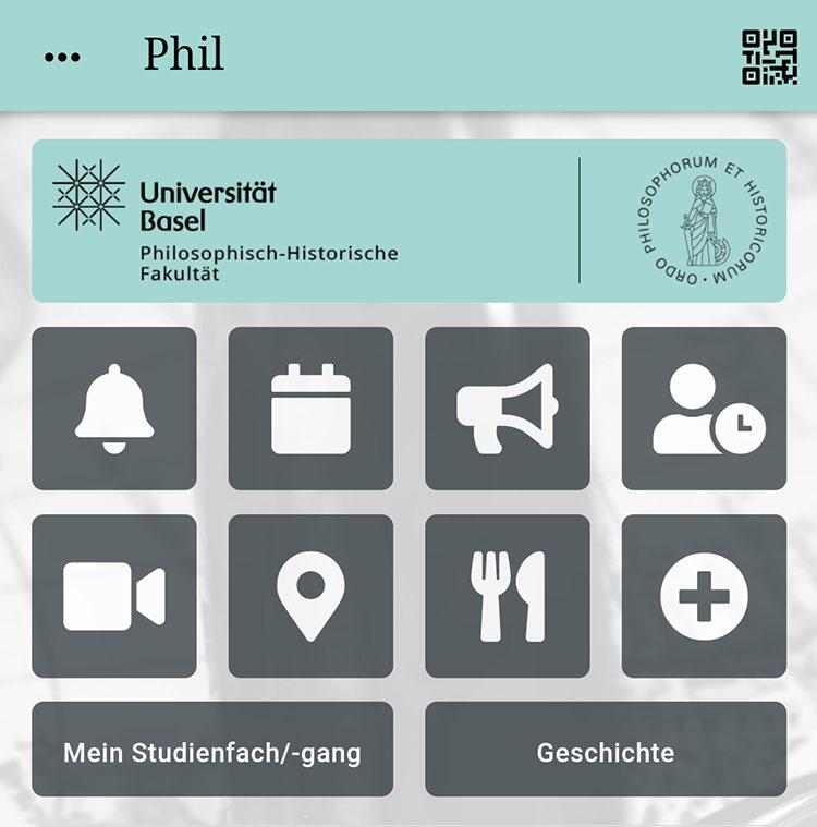 Screenshot PhilApp